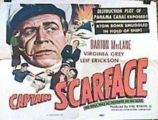 Captain Scarface [New DVD]