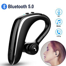 Bluetooth Headset Wireless Stereo Noise Reduce Earpiece for iPhone Samsung Nokia