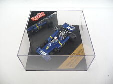 Quartzo 1:43 TYRRELL P34 WINNER SWEDISH GP 1976 SCHECKTER 4028