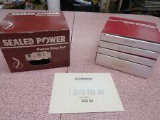 Sealed Power 5990x 20 Piston Ring Set Minneapolis Moline G705 G706 G708 G1000