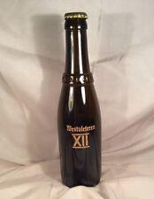 Authentic Belgian Westvleteren XII empty beer bottle with cap