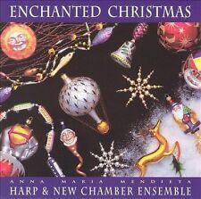 Anna Maria Mendieta: Enchanted Christmas - Harp & New Chamber Ensemble by Anna..
