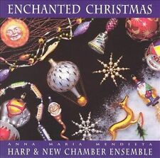 Enchanted Christmas by Anna Maria Mendieta (CD, Oct-1993, Sugo)