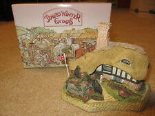 David Winter Cottage - Home Guard - Collectors Guild Piece 5 - 1989