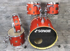 Sonor Force 2003 Shellset 22,10,12,14,14 Drums Schlagzeug lackiert inkl. Snare