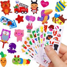 German Trendseller® - 12 x Sticker Bogen - Kinder Mix ┃ NEU ┃ Aufkleber