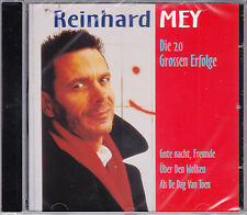Reinhard Mey - Die 20 grossen Erfolge von 1967 bis 1986 / CD-NEUWARE