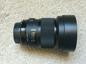 Sigma 20mm f/1.4 ART for Canon EOS EF mount