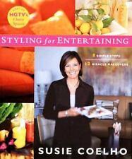 Styling for Entertaining HGTV Susie Coelho Book
