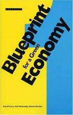 Blueprint Ser.: Blueprint Green Economy by E. Barbier, D. Pearce and A....
