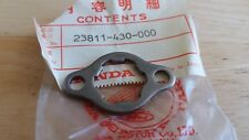 NOS HONDA ELSINORE CR 250 R 78 79 80 PLATE SPROCKET 23811-430-000 RED ROCKET