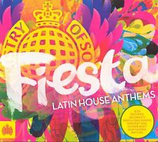 Various Artists-Fiesta CD Box set  Very Good