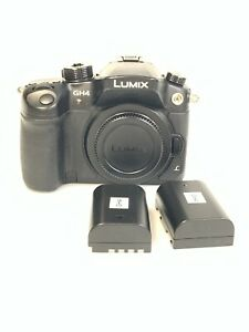 Panasonic Lumix DMC-GH4 Mirrorless Micro Four Thirds Digital Camera (Body Only)