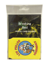 Official Breaking Bad Los Pollos ID Travel Pass Card Holder - Great gift!