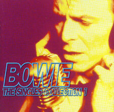 Bowie: The Singles Collection 1 by David Bowie (CD, 1993, EMI) Australia Import