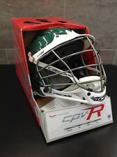 Cascade Cpv-R Lacrosse Helmet,  Xs with Silver Facemask