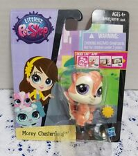 LITTLEST PET SHOP LPS Morey Chesterfield ~FACTORY SEALED~