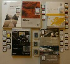 31 x Sat Nav SD Card Job Lot Bundle Audi VW Skoda SEAT Mercedes Benz Nissan Ford