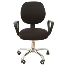 Office Chair Cover Seat Cover Case Home Computer Desk Stretch Washable Removable