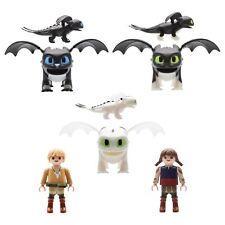 Playmobil   Dragons   Drachenzähmen  Drache  Baby  Tag / Nachtschatten