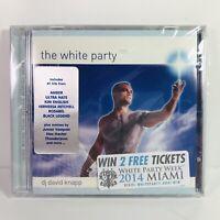 David Knapp White Party 2000 CD Brand New Sealed