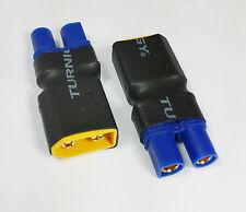 Macho a Hembra Adaptador De Batería EC3 XT60/convertir uso XT60 Batería con EC3 Esc