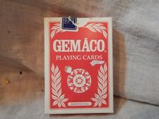 Vintage Cactus Pete's Horseshu Gemaco Playing Cards