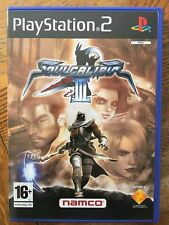 SoulCalibur 3 (unsealed) - PS2 UK Release New!