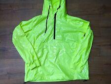 Pvc Wet look Glanz Jacket Coat Nylon M Vtg Shiny Rave Rain New Cyber Emo Ibiza