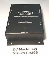 TECOSO Wiegand Wedge converter splitter ? extender ? Reader Unit Keypad RS-232