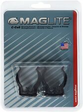 MAGLITE Mounting Brackets C Cell Flashlight Clamp Storage clips bracket NEW