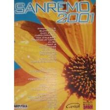 Carisch Ml2070 Spartito Sanremo 2001