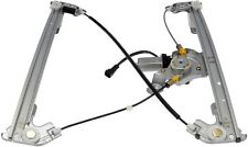 04-08 FORD F-150 LINCOL MARK LT CREW CAB PASSENGER REAR WINDOW REGULATOR W/MOTOR