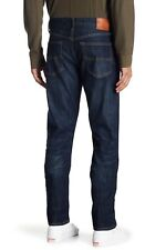 $119 NWT MEN'S LUCKY BRAND JEANS 121 HERITAGE SLIM FIT Patton Vil SIZE 33x 32