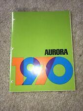 1970 Aurora Model Kit Catalog Marvel Superman Spiderman Bat Man Hulk