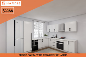 Hardis Full Kitchen Cabinets