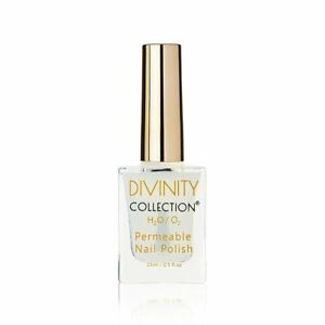 Divinity Collection Permeable Halal Nail Polish - Top Coat