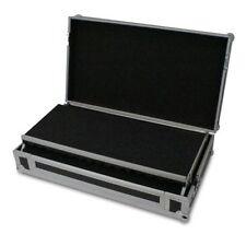 Valises, caisses et sacs contrôleurs noirs pour équipement audio et vidéo professionnel