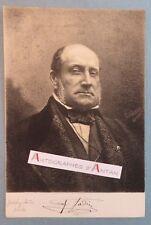 Gravure autoportrait du peintre animalier Louis Godefroy JADIN