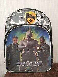Gi Joe Children Backpack School Bag