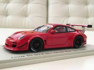 1/43 Spark Porsche 911 GT3 R Red