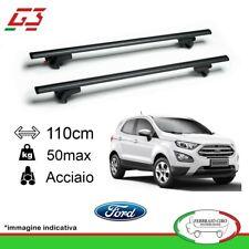 G3 Kit Barre Tetto Portatutto Pacific 110 cm Ford Ecosport (Rails) 5 porte 2013>