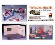 Fujimi 11118 garaje y herramientas Diorama Set 1:24 Escala Kit