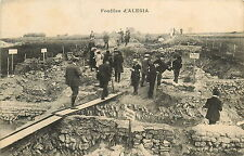 13* ALESIA fouilles