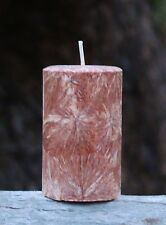 40hr DRY TOBACCO & HAY Triple Scented Natural CANDLE Masculine Woody & Wintery