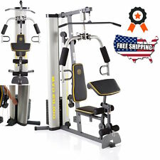 Total Body Gym Home Workout Equipment Fitness Exercise Strength Training Machine