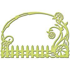 Spellbinders florales clôture Shapeabilities D-Lites Découpe S2-111 - Neuf