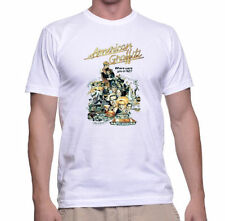 Short Sleeve Graphic Tee Unbranded Retro T-Shirts for Men