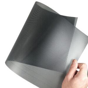1000x300mm PC Computer Fan Dust Proof Filter Net Cooler PVC Screen Mesh Black 9