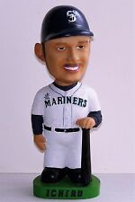 ICHIRO SUZUKI Seattle Mariners All Star Bobble Dobbles Bobble Head Doll White Je